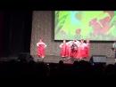 "Танец ""Пошла коза по лесу"" на конкурсе в ДК МИИТ"