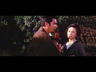 (Озвучка) Cлепой фехтовальщик: Сражайся, Затойчи, сражайся / Кровавое путешествие Затоичи / Fight Zatoichi Fight / Zatôichi kesshô-tabi (8 фильм о Затойчи)