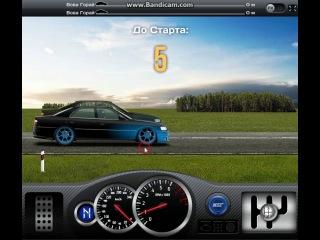 СтритРейсеры - переключение Toyota Chaser 2.5 Tourer V 1197.8 л.с.