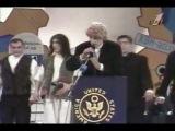 Гарик Мартиросян - Пародия на Билла Клинтона (Высшая Лига КВН 1996 год, Команда КВН