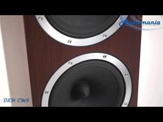 Напольная акустика BW CM9