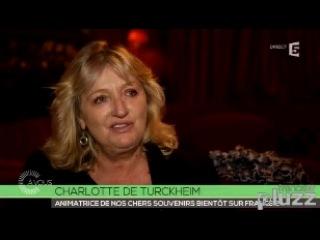 Charlotte de Turckheim bientôt sur France 2 dans une émission qui s'intéressera à la brocante ..