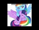 «Со стены Фото Пони Дружба это Чудо» под музыку девушки эквестрии - май литл пони.