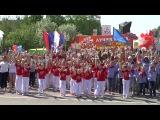 Танец болельщиков ВМЛ 2А класс