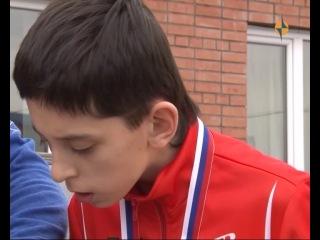 Тува. Кызыл. Юные хоккеисты из Тувы вторые по Сибири 29 апреля 2014