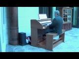 И.С.Бах, Хоральная прелюдия «Aus der Tiefe rufe ich» –  Из бездны взываю я, BWV 745