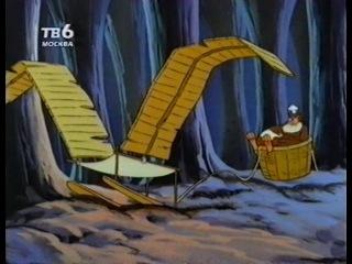Омер и Сын Звезды (ТВ-6) эпизод 21 - Большая пирамида \ Одиннадцатый Волшебник
