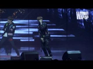 [PERF] 140315 BTS - Boy In Luv + No More Dream + Jump + Talk @ Wapop K-Dream