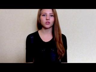 Марина Крылова. Просто умница! Потрясающая девушка! До дрожи! Ответ Украине.