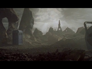 Doctor who extras 076 (the ark in space: tardis-cam) (dvdrip)