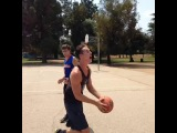 This is why I don't play basketball with people who just don't care Vine by Marcus Johns