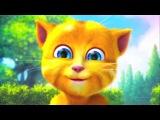 Прикол - смешной и прикольный котенок, забавный котик, кот, кошка - Мультик для детей_21.11.2013_01.01.1990