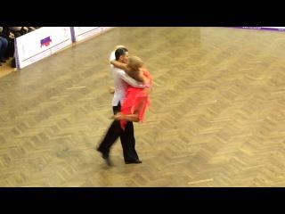 Timur Yusupov & Sofia Kharina - Showdance Rumba