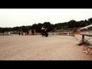 Красивое видео про дрифт на спорт-байках