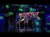 Выступление Дженнифер Лопес с песней 'I Luh Ya Papi' на шоу 'American Idol'.