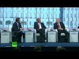 23.05.2014 RT Выступления Путина на пленарном заседании в рамках ПМЭФ
