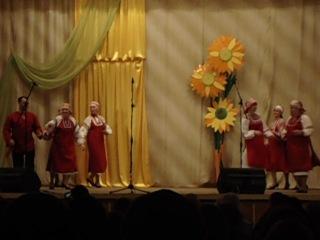 народный коллектив ансамбль