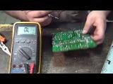 texremont | Как проверить трансформатор в инверторе монитора или телевизора - 77|XXX