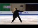 Kaitlin Hawayek & Jean Luc Baker - Short Dance World Jr Figure Skating Champs 2014