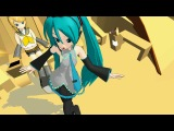 MMD World Is Mine Project DIVA by Dyanchik