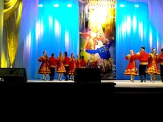 Плетень - русский народный танец