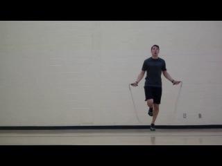 50 разных упражнений со скакалкой