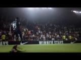 шикарная реклама про футбол  6сек