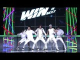 WIN WHO IS NEXT TEAM A (WINNER) 1st Battle Round 2 (Dance Battle) - Wedding Dress - TAEYANG HD