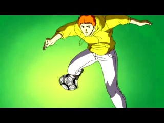Hungry Heart: Wild Striker / Неистовый бомбардир - 1 серия (озвучка Yudziro)