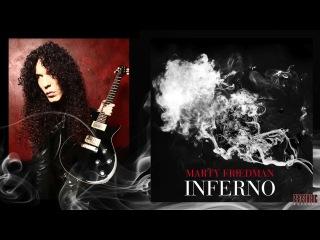 Легендарный гитарист Марти Фридман представил оригинальный трек и видеоряд из своего нового студийного альбома, Inferno.Композиция Steroidhead клип - Кешав Dhār и Anup Шастри (Skyharbor) Инферно Это первый сольный альбом зделанный из оригинального материала который писался в течении 10 лет Фридман считает материал самым тяжелым и напряженным по работе за всю свою карьеру гитариста, Марти работал над этим альбомом с такими музыкантами как Alexi Laiho (Children Of Bodo