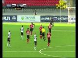 Футбол.Россия - Премьер-Лига.30-й тур.Амкар - Краснодар 1:1 '25 Маурисио Перейра