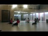 Урок Pole Modern c Татьяной Филатовой (студия
