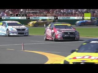 V8 Supercars 2014. Внезачётный этап - Мельбурн. Вторая гонка