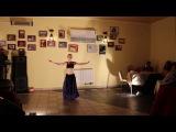 Tribal Fusion Студия Inner Sense SOLO (TRIBAL SUNDAY 2014)