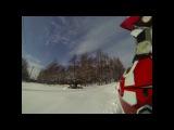 Brp ski-doo sammit 800.О.Сахалин.Первый сезон катания