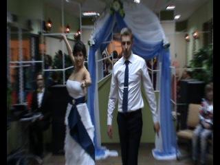 Рита и Максим танец РУМБА постановщик Павел Божога.