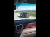 Lexus LX 570(Умар Байрамуков)-Audi S4(Шамиль Борлаков).