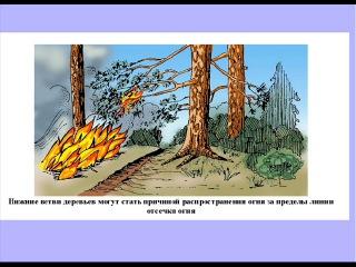 Учебный фильм о пожарах
