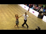 Timur Yusupov & Sofia Kharina - Showdance Cha-Cha-Cha