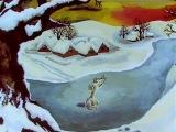 Волчище - серый хвостище (мультфильм, реж. Галина Баринова, СССР 1983 г.) [SD480]