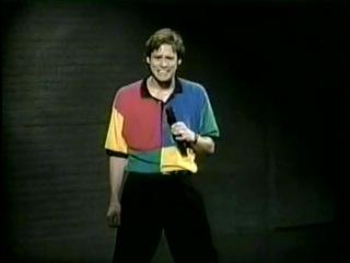 Джим Керри - Противоестественное действо (Jim Carrey - The Unnatural Act) 1991