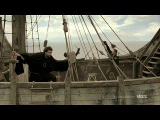 Демоны да Винчи / Da Vinci's Demons.2 сезон.3 серия.Фрагмент #4 [HD]