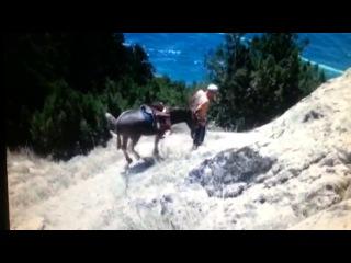Съёмки фильма 'Поворот наоборот'