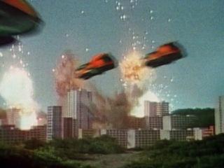 Chikyū Sentai Fiveman: Official Trailer [DVD] [480p]