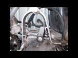 Разборка двигателя Альфы 110сс