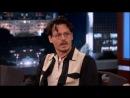Kimmel - 2014.04.07 - Johnny Depp, Clayton Kershaw, (Chuck E. Weiss)