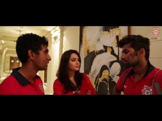 Preity Zinta interviews Manan Vohra and W. Saha  KXIP  KingsXIPunjab  IPL.