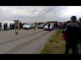 AUDI A4  &  Peugeot 307