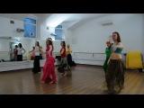 Танцы с Лорой Сокол