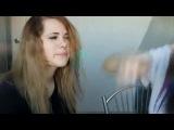 MW Как Сделать Цветные Волосы Дома Пастелью Покрасить Волосы Maria Way